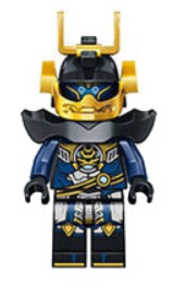 1 poppetje Samurai X