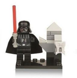 1 figuur Darth Vader A