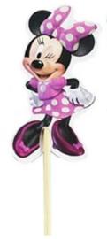 1 Prikker Minnie - stokje naar keuze