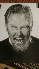 James Hetfield - Metallica - A3