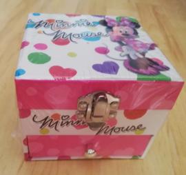 Sieradendoos Minnie Mouse