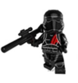 1 figuur Dark Trooper