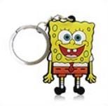 sleutelhanger Spongebob 3,5cm (1 stuk)