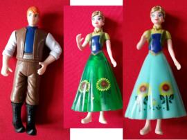 1 figuur Kristof of Anna 12cm naar keuze