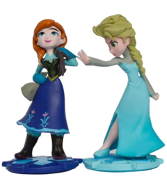 set Anna en  Elsa 10cm