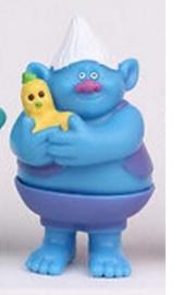 1 figuur Trolls 6cm