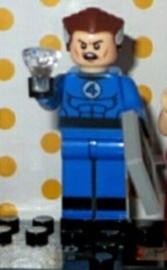 1 poppetje Fantastic Four - Mister Fantastic