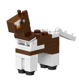 1 mini figuur Paard