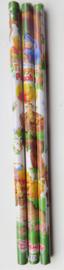 1 potlood Winnie Pooh