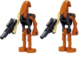 2 Figuren Droid Ro-Go
