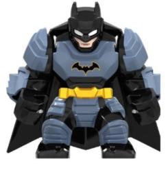 1 poppetje Batman groot B