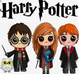 Harry Potter - complete lijst