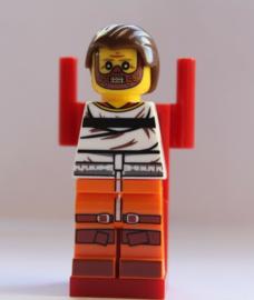 1 poppetje Hannibal Lecter