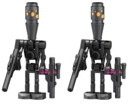 2 Figuren Mandalorian Droid B FG11 IG88