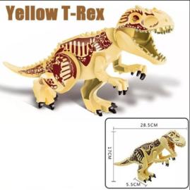 1 T-Rex 28cm groot - compatibel met Lego