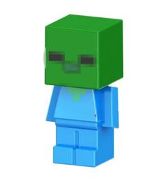 1 mini figuur Baby Zombie 2CM