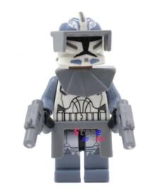 1 figuur Commander Wolf