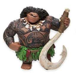 1 figuur Maui ong. 12cm - top kwaliteit