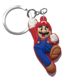 sleutelhanger Supermario (1 stuk)