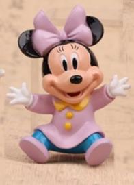 1 figuur Minnie baby 6,8cm