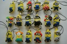 1 mini Minions 3-3,5cm