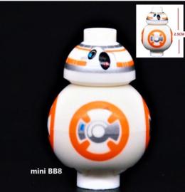 1 mini BB8 2cm