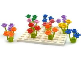 40 sets bloemen - 160 delig