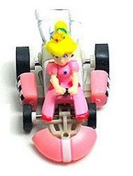 1 figuur Prinses mini Kart 3,5cm