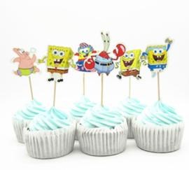 Spongebob e i Puffi