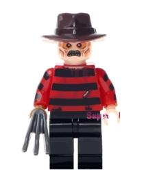 1 poppetje Freddy Krueger