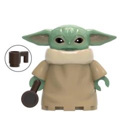 1 figuur Yoda baby