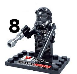1 figuur Death Trooper