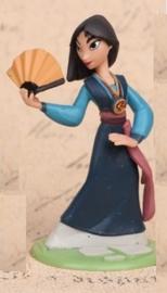 1 figuur Mulan 10cm