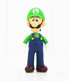 1 grote figuur Luigi 14cm