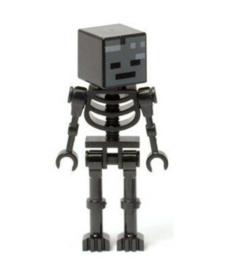 1 figuur Skeleton zwart D