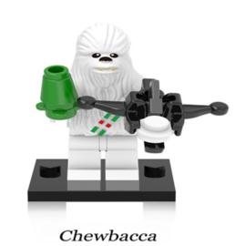 1 figuur Chewbecca wit