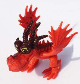 1 figuur Dragons 6cm