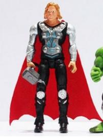1 figuur  Thor B 10cm - zonder staand