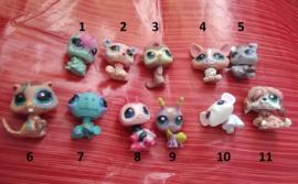 1 figuur Littlest PetShop nieuw - naar keuze