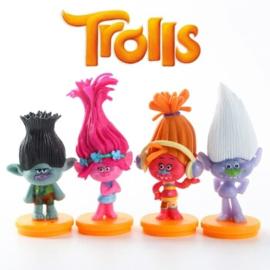 Trolls - complete lijst