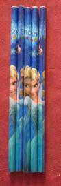 1 potlood Frozen - Elsa