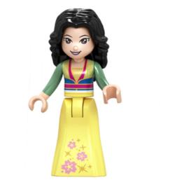 1 figuur Mulan