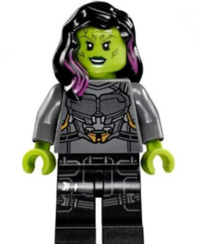 1 poppetje Guardians of the Galaxy - Gamora