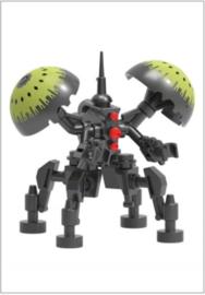 1 figuur Buzz Droid 5x5cm