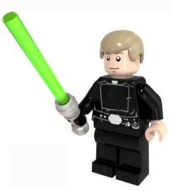 1 figuur Luke Skywalker