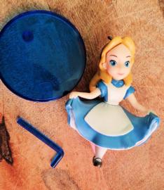 1 figuur Alice 7 cm met staand - top kwaliteit
