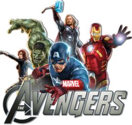 Marvel / Avengers / DC Superhelden - complete lijst