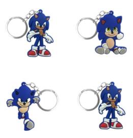 sleutelhanger Sonic (1 stuk, willkeurige)