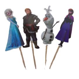 set prikkers Frozen A (4st.)