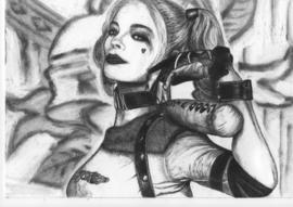 Harley Quinn - A4